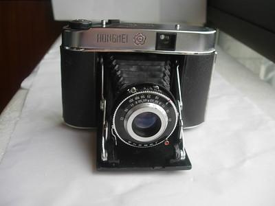 很新红梅120皮腔相机,收藏使用精品