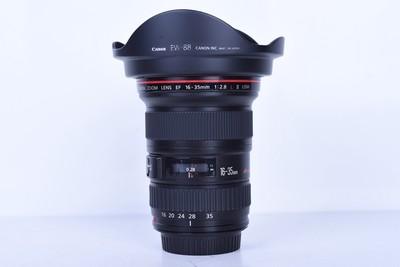 96新二手Canon佳能 16-35/2.8 L II USM二代镜头(B3301)【京】