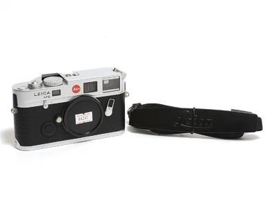 徕卡/Leica M6 TTL 0.72 旁轴相机 银色   *超美品*
