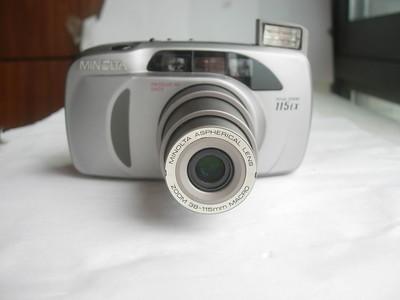 很新佳能115早期经典袖珍相机