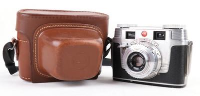 Kodak/柯达 Signet 35 带Ektar 44/3.5镜头 带皮套 背带 #jp18252