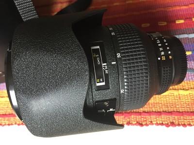 尼康一代镜皇 28-70mm f/2.8 ED-IF AF-S Zoom-Nikkor