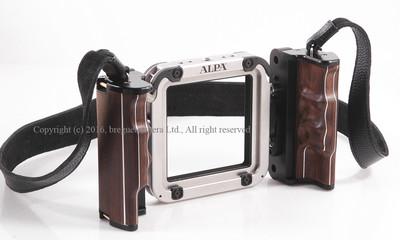 ALPA/阿尔帕 12TC Silver 带超级握手柄  #HK6666X