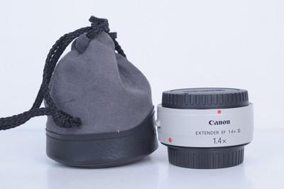 11新 Canon佳能 1.4X III 三代 1.4倍增距镜(B4252)【京】