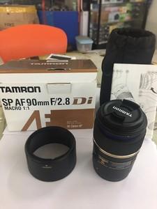 腾龙 SP AF90mm f/2.8 Di MACRO1:1 272E 佳能 卡口