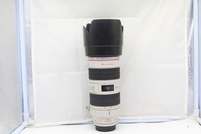 96新二手Canon佳能 70-200/2.8 L IS USM小白IS(2204)【津】