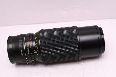 美能达 MD 70-210/4 美能达70-210/4 带索尼E口转接环 手动头