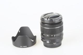 98新 富士 XF18-55mm f/2.8-4