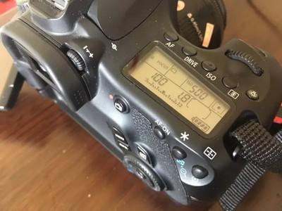 佳能 60D套机配5.0人像镜头