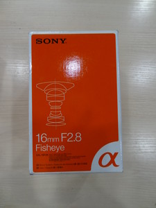 SAL 16F28鱼眼镜头