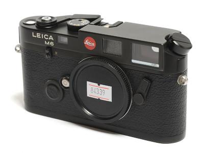 徕卡/Leica M6 经典相机 黑色 稀有0.85取景器   *美品*