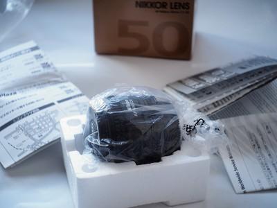 尼康 AF 50mm f/1.4D(尼康标头)
