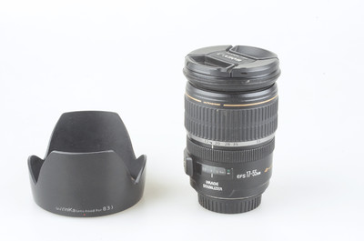 95新 佳能 EF-S 17-55mm f/2.8 IS USM