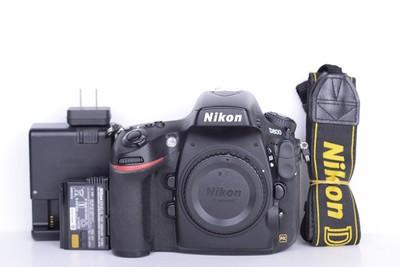 96新二手Nikon尼康 D800 单机 快门11200多次 (B2712)【京】