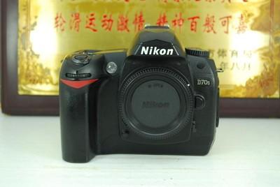 尼康 D70S 数码单反相机 CCD感光片 入门练手 可置换
