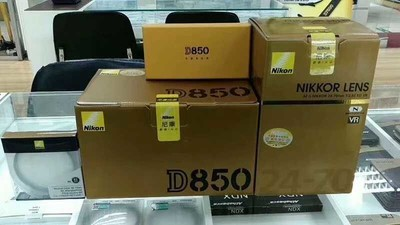 D850 尼康D850搭配24-120