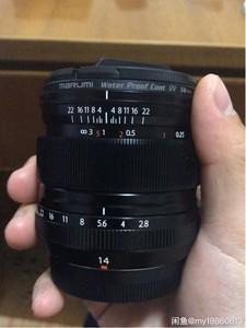 富士 XF14mm f/2.8 R