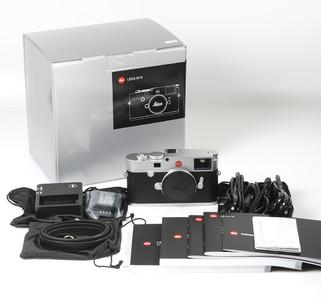 Leica M10 銀色 附件包裝証書齊全#HK7173