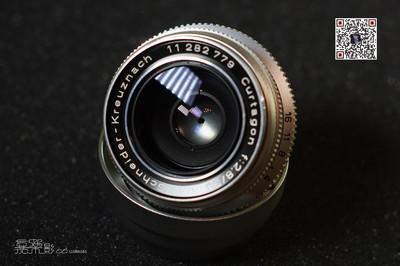 德国 施耐德 Schneider 35/2.8 成色好 0.6米版