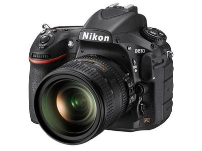尼康 D810单机 尼康专业单反 D810套机 尼康相机 全新正品