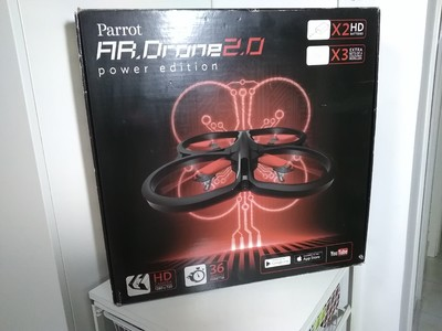 派诺特(Parrot)Ar.Drone2.0