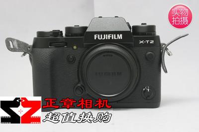 98新 富士/Fujifilm X-T2 XT2 旗舰无反微单 黑色 支持4K