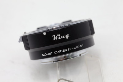 【情迷海印店】KING E-EF自动接环