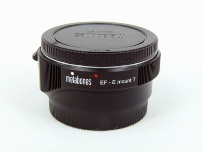 包装齐全的metabones  EF-E自动转接环