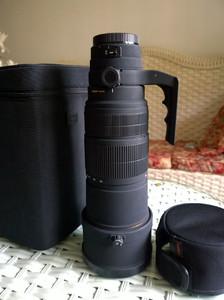 适马 APO 120-300mm f/2.8 EX DG HSM(佳能卡口)
