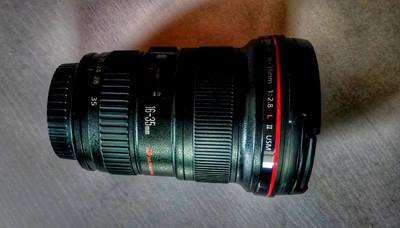 佳能16-35 f2.8 ⅡL镜头