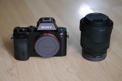 索尼A7全画幅微单套机(28-70mm镜头)