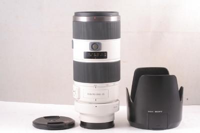 97索尼 70-200mm f/2.8 G(SAL70200G)一代 极新  (索尼MA卡口)