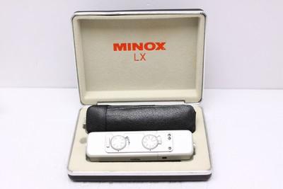 minox 米诺克斯 美乐时 LX 间谍机 收藏成色