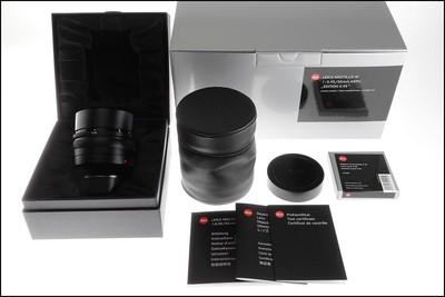 """徕卡 Leica M 50/0.95 ASPH Dupont 杜鹏限量版的""""试制版"""""""