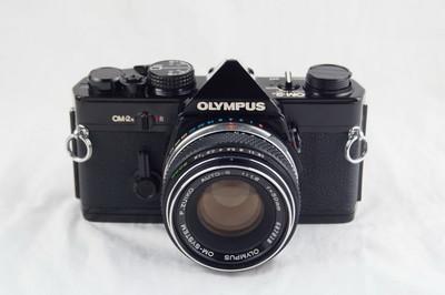 奥林巴斯OM-2 50 1.8 套机 好成色