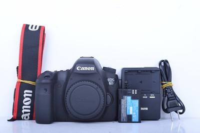 96新二手Canon佳能 6D 单机 高端单反相机(B1641)【京】
