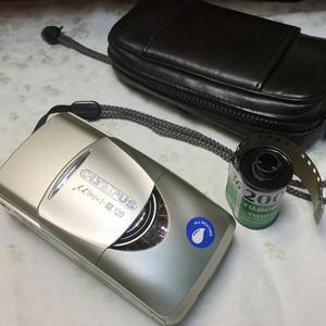 Olympus mju-III u3 ZOOM120 135胶片相机ps胶卷机