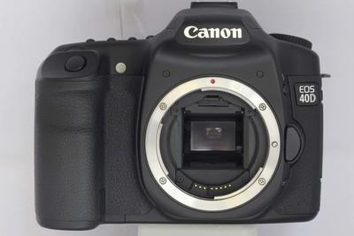 佳能 EOS 40D数码相机(NO:4206)