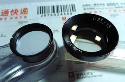 崭新海鸥120双反相机用(4A,4B,4C也可)摄影镜头前后各1组=70元
