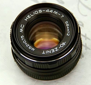 Helios 44m-7- 58MM/F2 八羽怪 M42口镜头