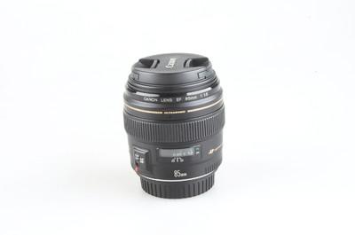 98新 佳能 EF 85mm f/1.8 USM