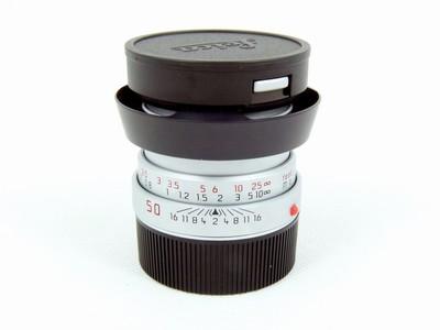 徕卡Leica Summicron-M50/2 银色虎爪版