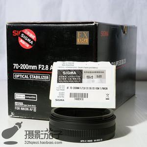 98新适马 APO 70-200mm F2.8 EX DG OS HSM尼康口#2416