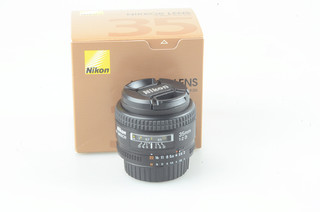 98新 尼康 AF 35mm f/2D