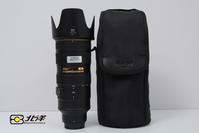 98新 尼康 AF-S 尼克尔 70-200/2.8G ED VR II (BG08150001)