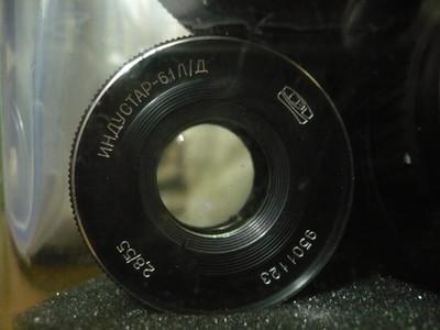 俄罗斯费特5feide5c机械相机