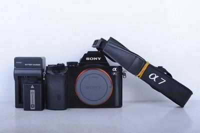 94新二手 Sony索尼 A7R 单机 微单相机 (B0765)【京】可置换