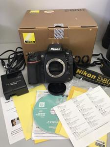 尼康 D800 单反数码机身 3101# 同号包装【天津福润相机】