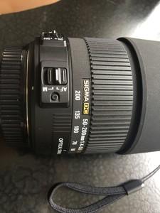 适马 50-200mm f/4-5.6 DC OS HSM