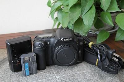 96新二手 Canon佳能 20D 单机身 入门数码单反(W11421)【武】